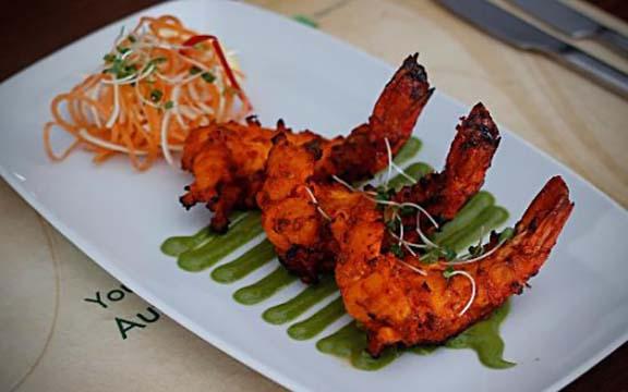 Tandoori Dishes